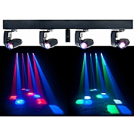4 Led Beam Movinghead Bar Disco I��k